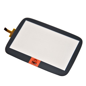 Planar Resistive Touch Screen