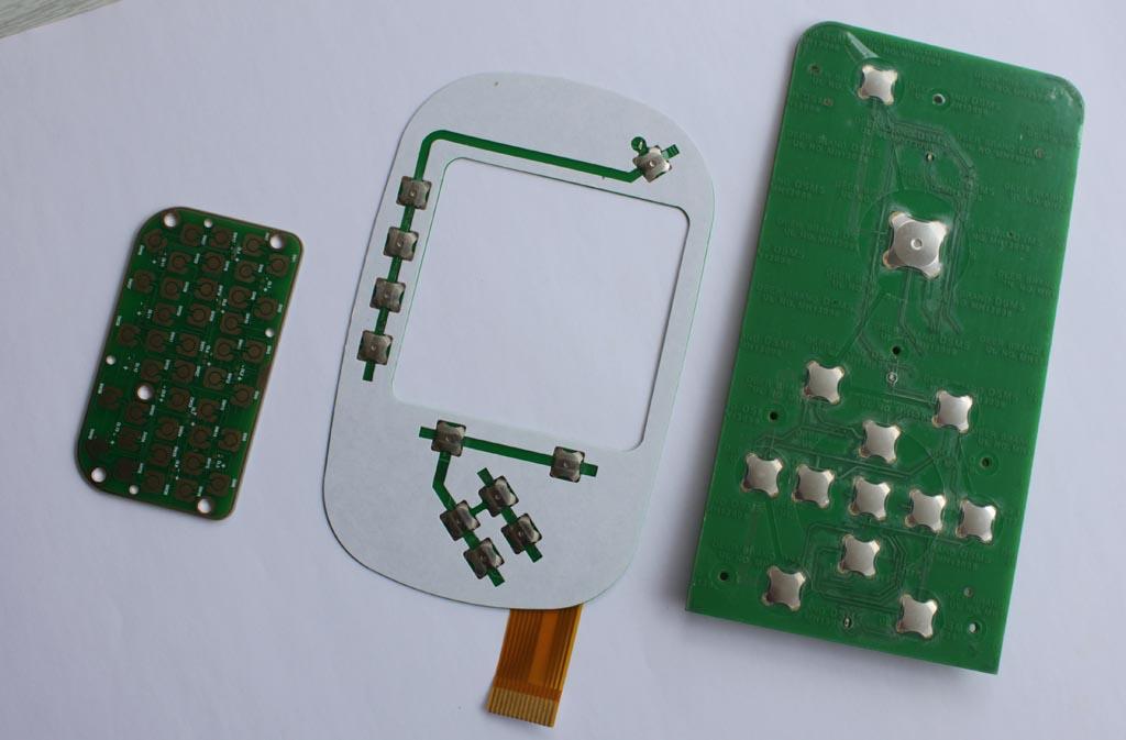 PCB Membrane Switches