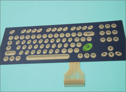Membrane Keypads and Keyboards